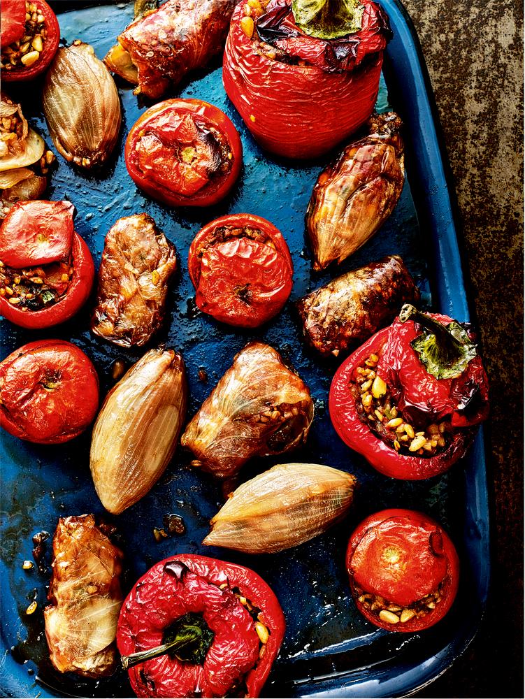 Vegetariana - Gemüserezepte aus den Küchen Persiens