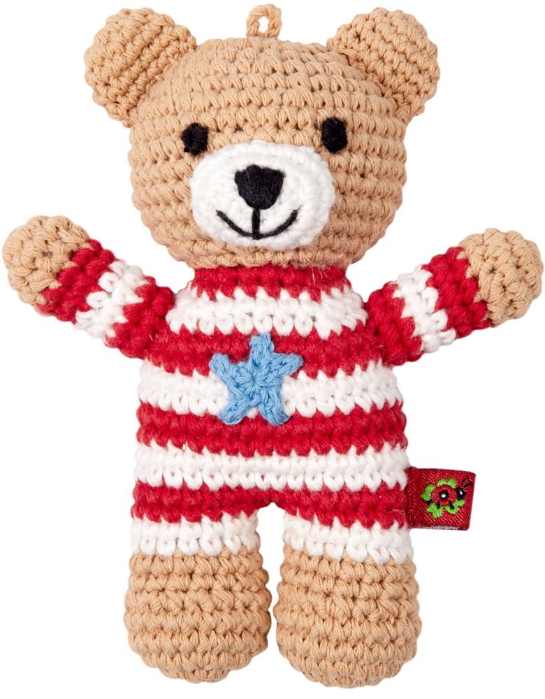 Häkel-Rassel Teddy BabyGlück