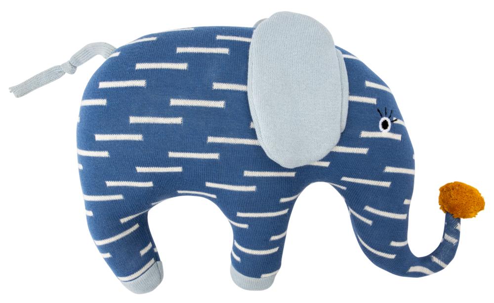 Mittelgroßes Kuschel-Stricktier Elefant, Meine 1. Lieblingsstücke