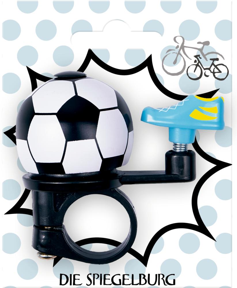 Kleine Fahrradklingel Fußball Pimp my bike! Kids