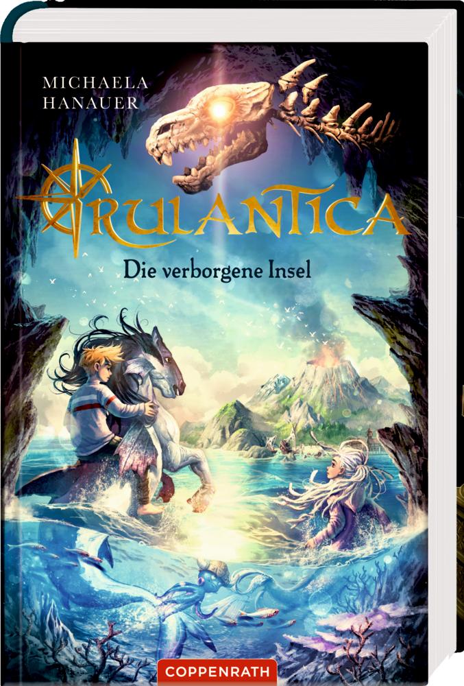Rulantica (Bd. 1) - Die verborgene Insel (Hanauer)