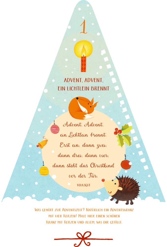 Mein Kratzel-Adventskalender