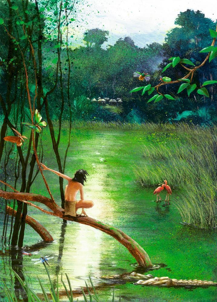 Coppenrath Kinderklassiker: Das Dschungelbuch