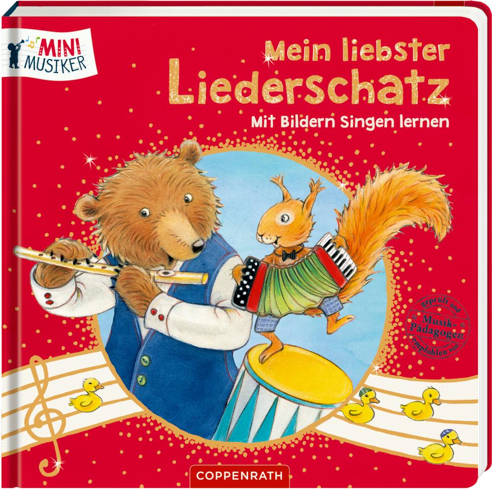 Mein liebster Liederschatz - Mit Bildern Singen lernen (Mini-Musiker)