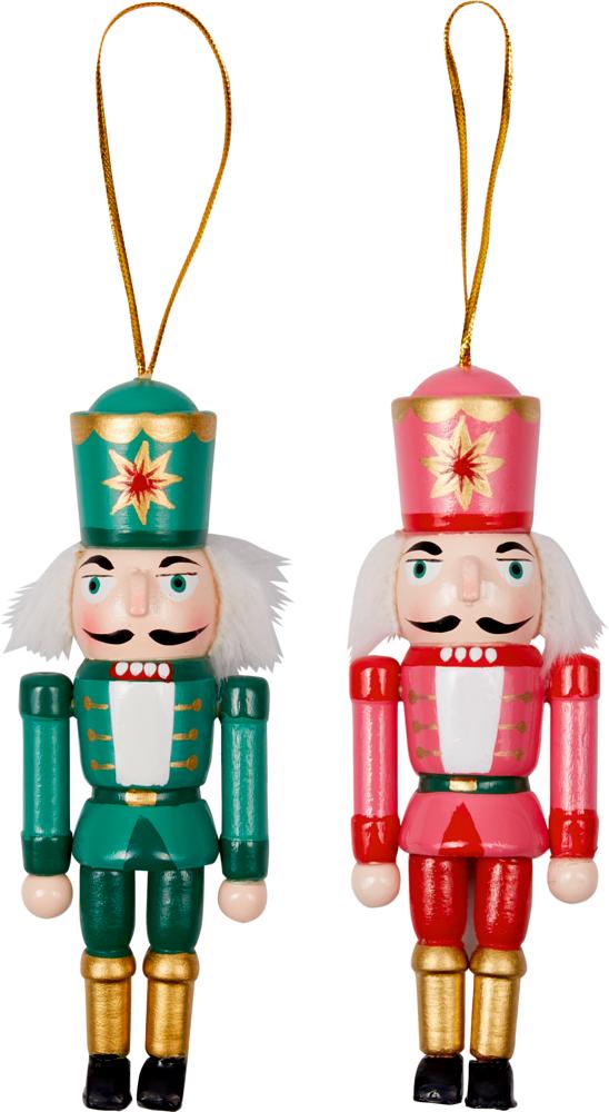 Nussknacker-Anhänger (Weihnachten)