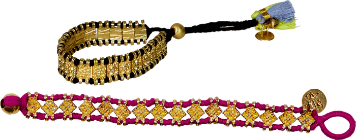 pink, Armband II Lieblingsstücke