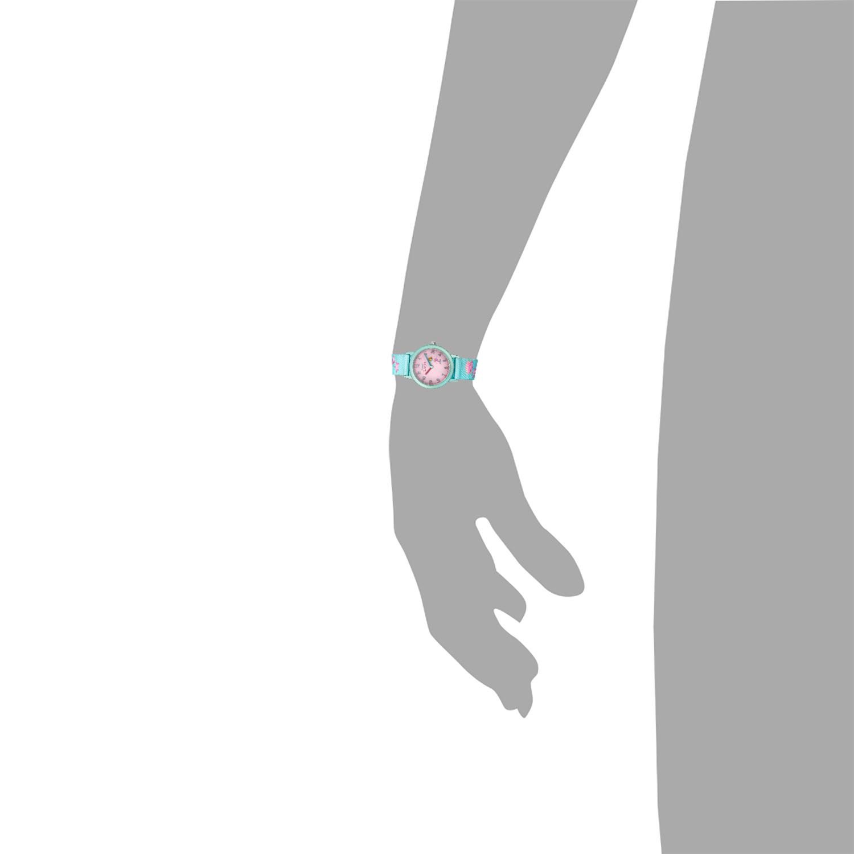 türkis, Armbanduhr Prinzessin Lillifee (Marke Amor)
