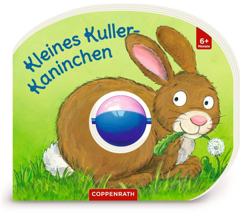 Mein erstes Kugelbuch: Kleines Kuller-Kaninchen
