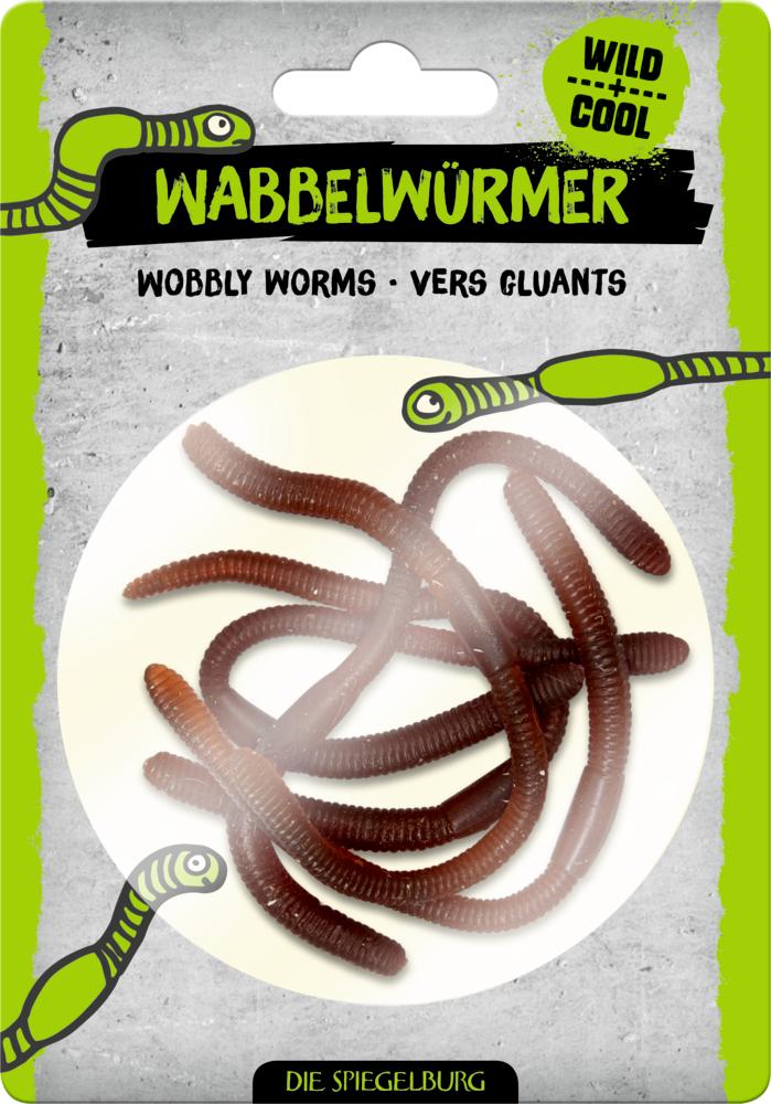 Wabbelwürmer Wild+Cool