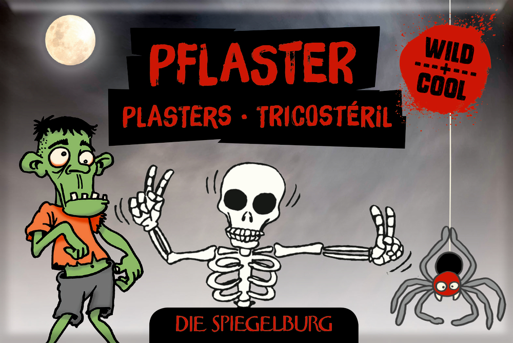 Pflasterstrips Wild+Cool