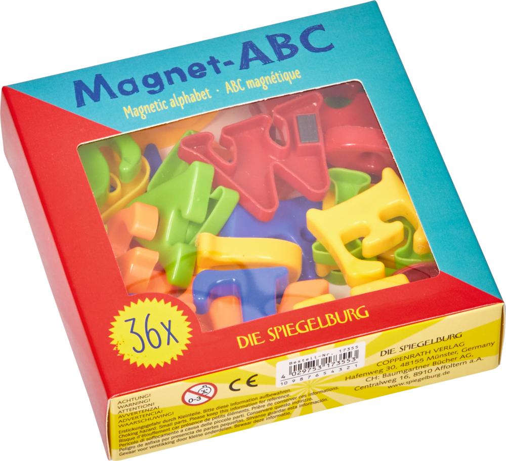 Magnet-ABC Bunte Geschenke