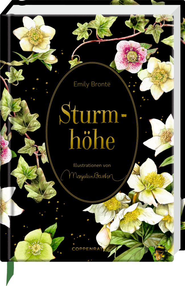 Schmuckausgabe (M. Bastin): Emily Brontë, Sturmhöhe