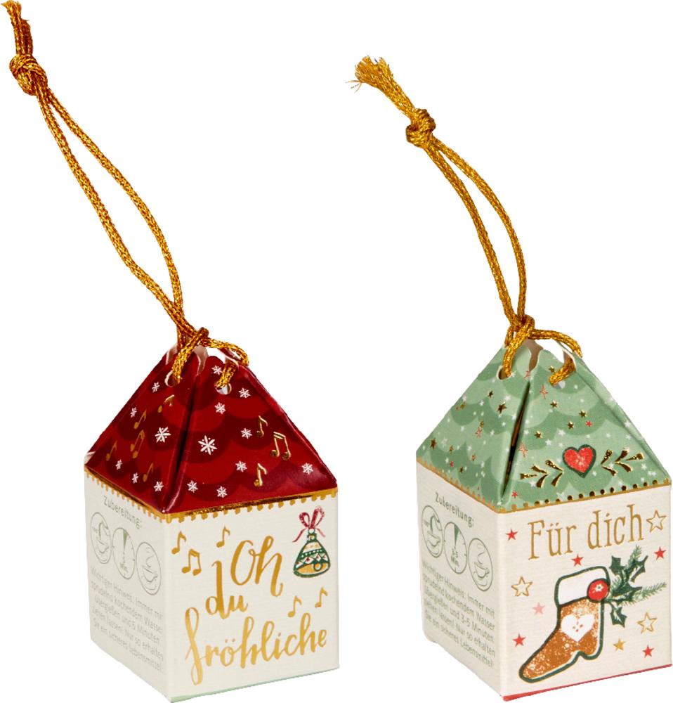 """Weihnachtlicher Tee-Genuss """"Alle Jahre wieder…"""""""