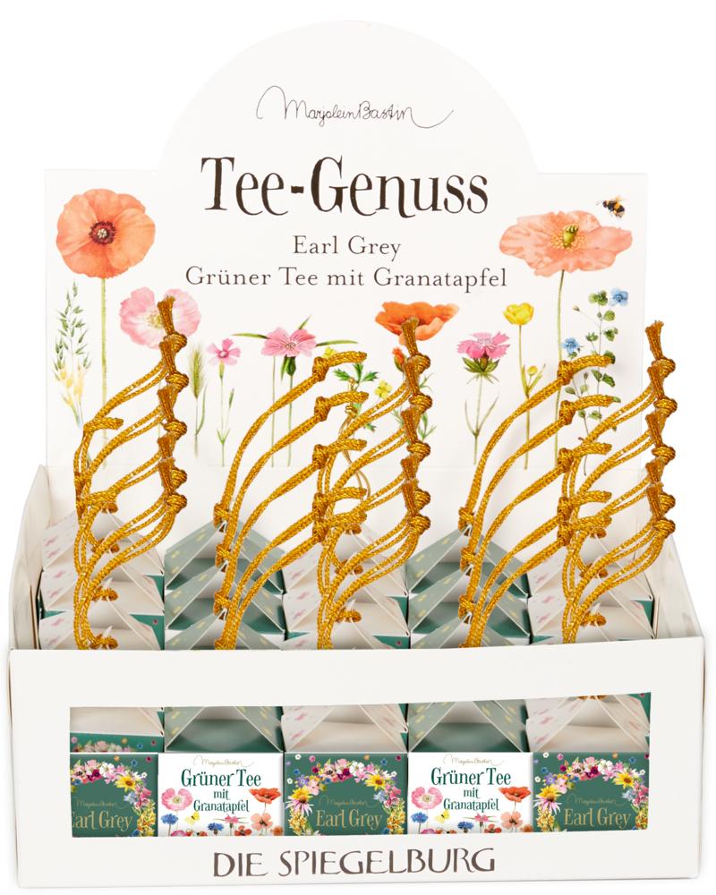 Tee-Genuss GartenLiebe Marjolein Bastin