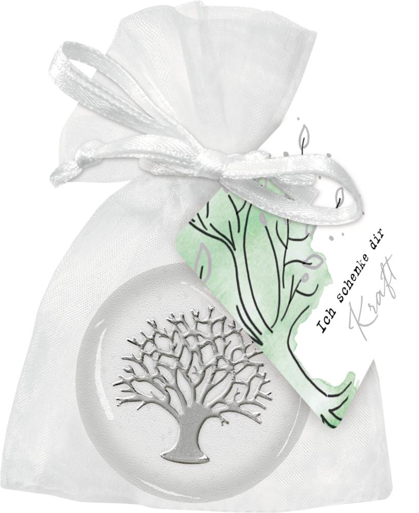 silber, Handschmeichler Lebensbaum-Wegbegleiter