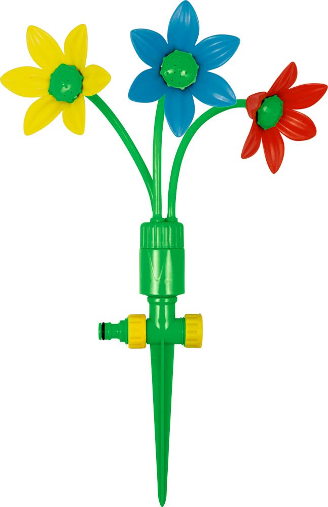 Lustige Sprinkler-Blume (einzeln)