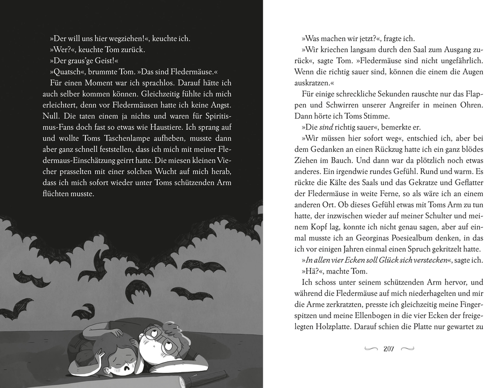 Malvina Moorwood (Bd.1) Das Geheimnis von Moorwood Castle