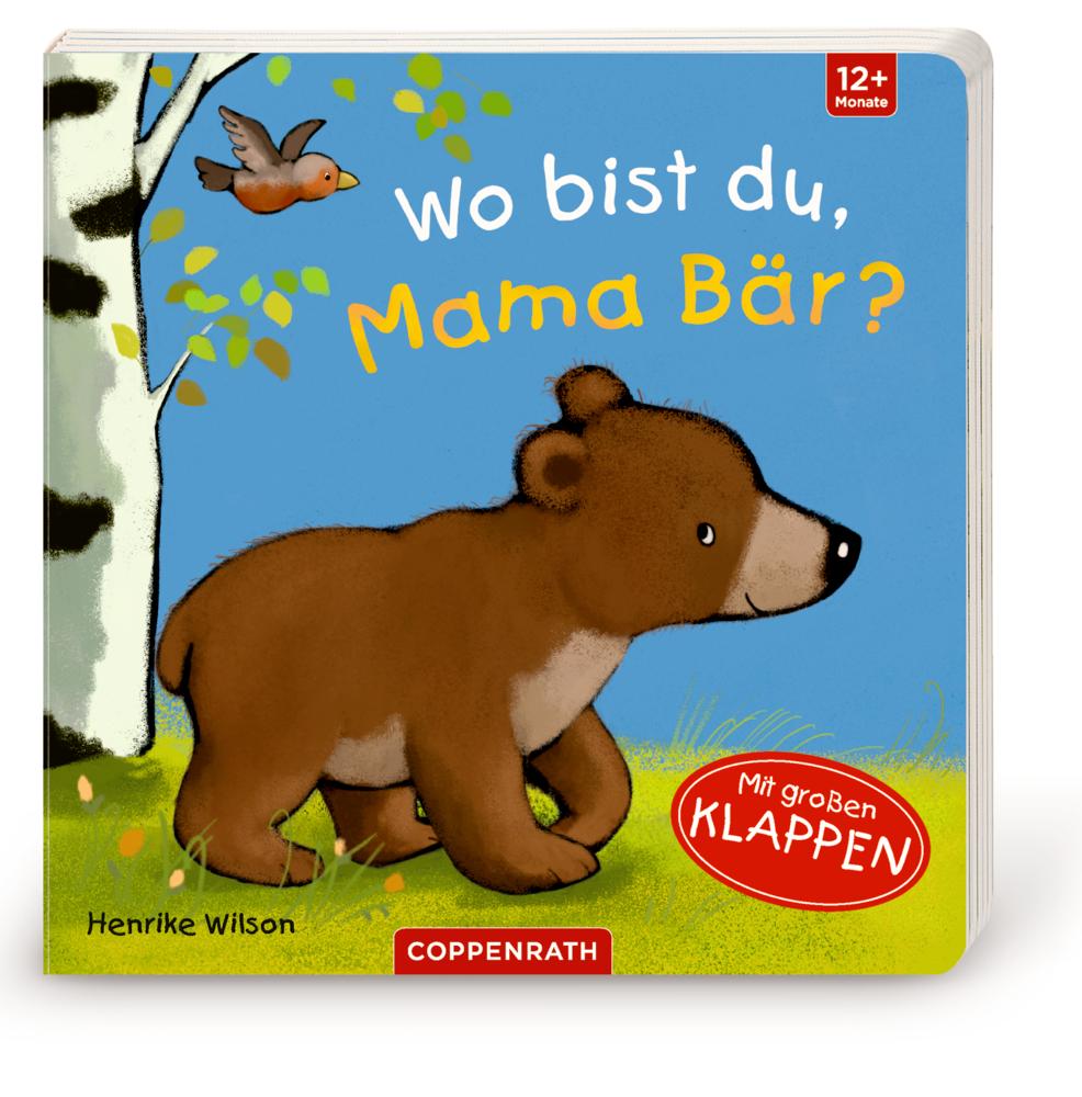 Wo bist du, Mama Bär?