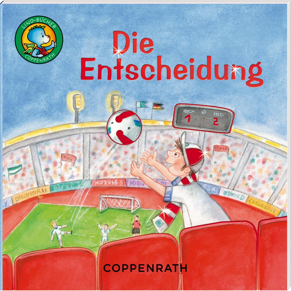 Linos Fußball-Bücher (6 Lino-Bücher)