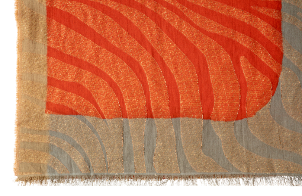Schal Sunset Lieblingsstücke, orange (ca.70x180 cm)