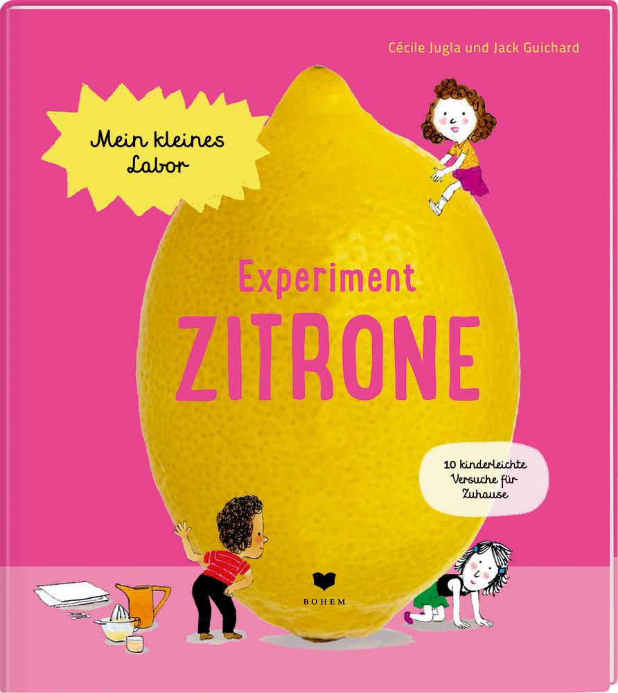 Mein kleines Labor: Experiment Zitrone