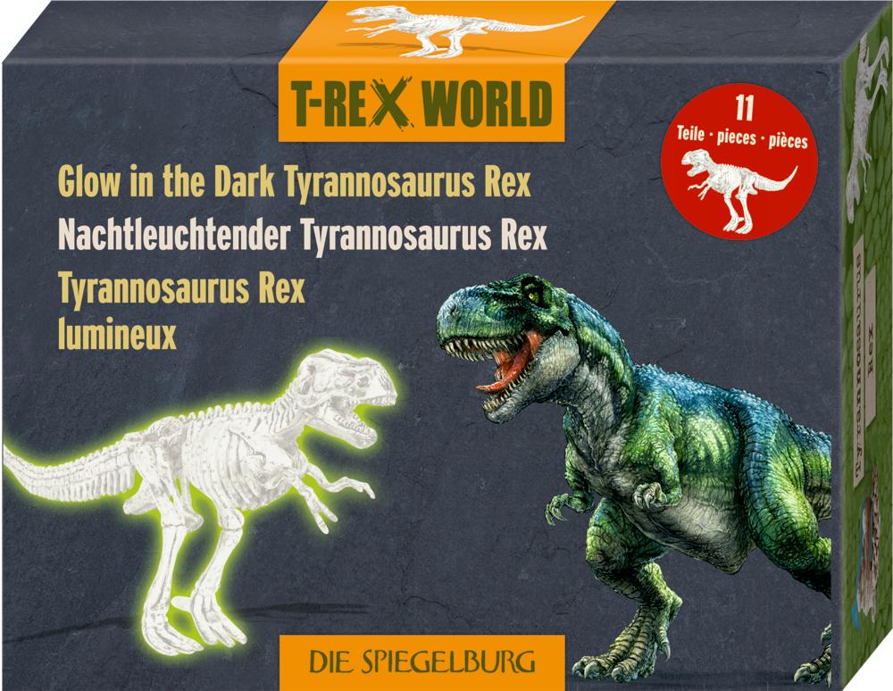 Nachtleuchtender Tyrannosaurus Rex - T-Rex World