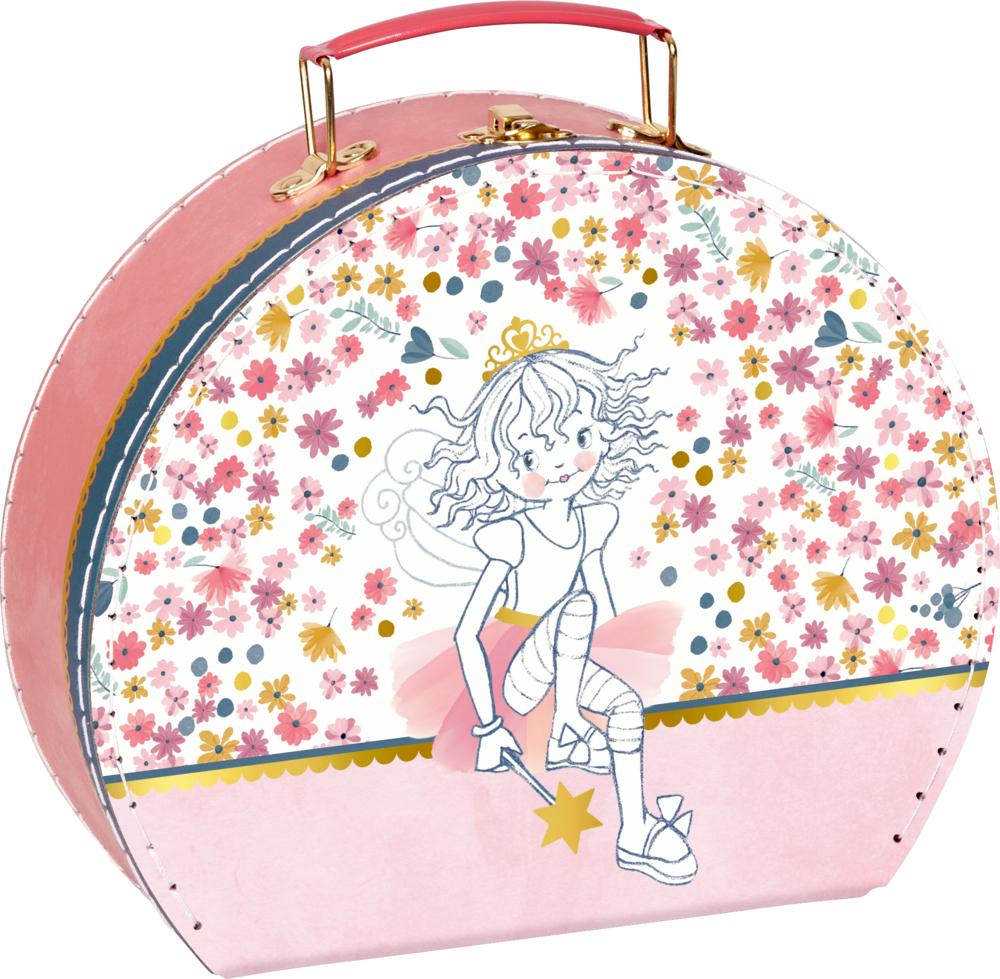 Großer Spielkoffer Prinzessin Lillifee (Glitter & Gold)