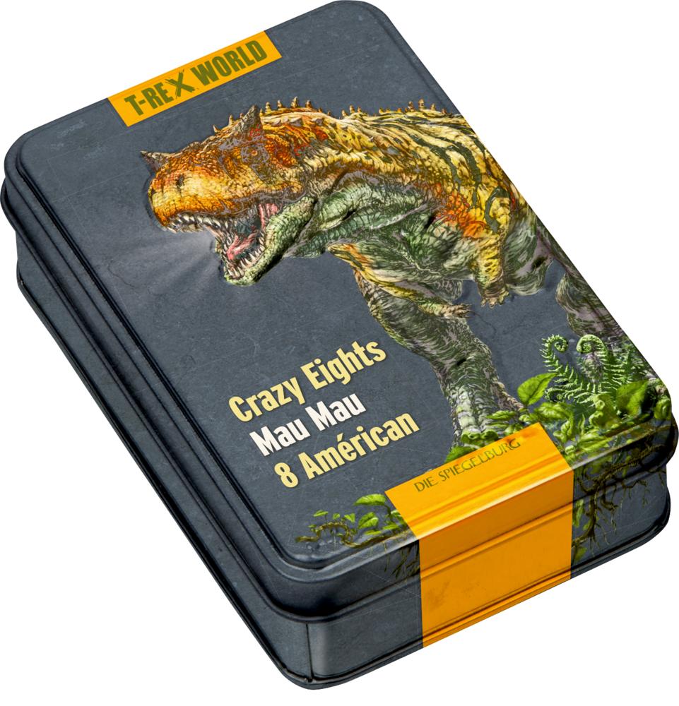 Mau Mau T-Rex World