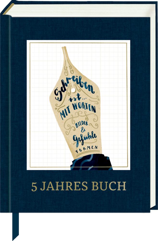 Chronik: 5 JahresBuch - BücherLiebe!