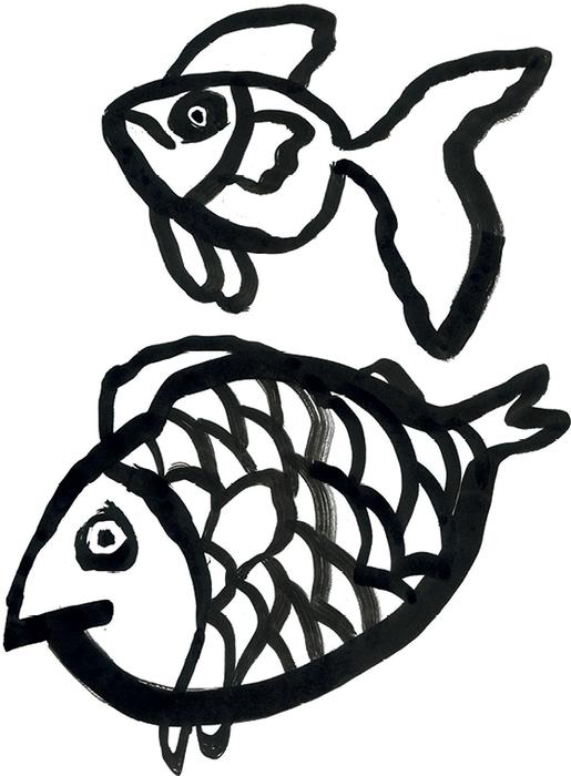 Unterwasser - Malen und Zeichnen mit Carll Cneut