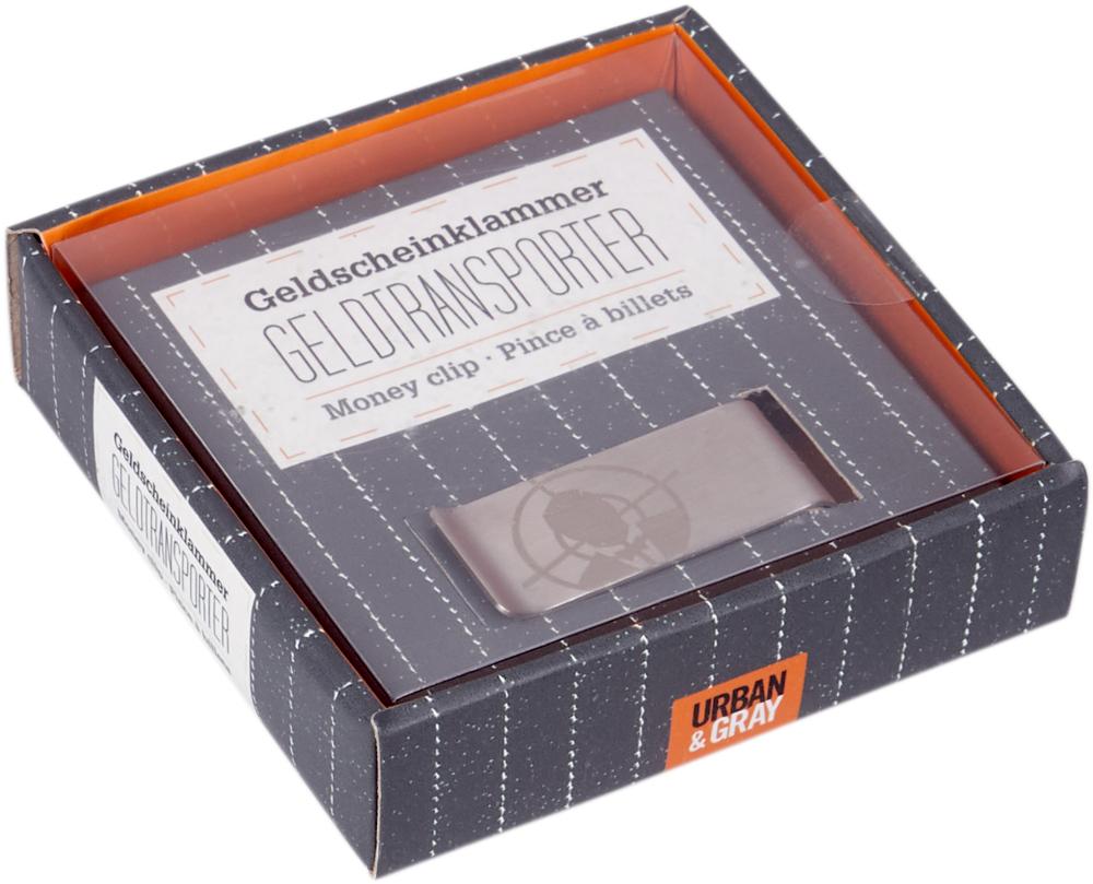 Geldklammer GELDTRANSPORTER Urban&Gray