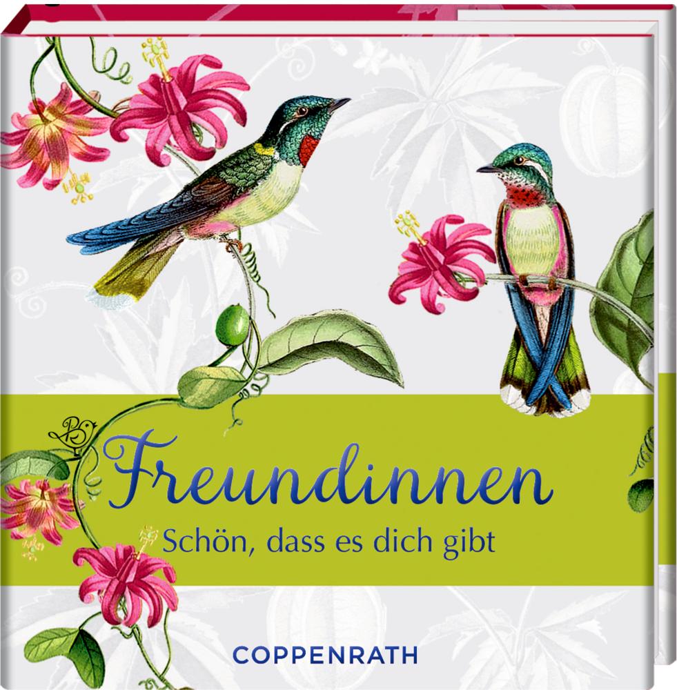 BiblioPhilia: Freundinnen (B. Behr)