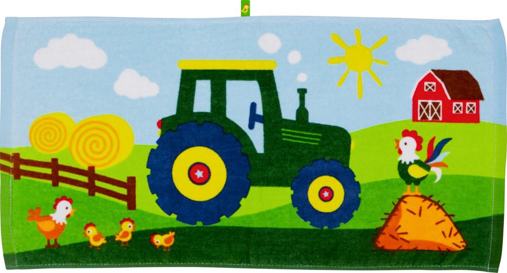 Zauberhandtuch Traktor (Wenn ich mal groß bin)