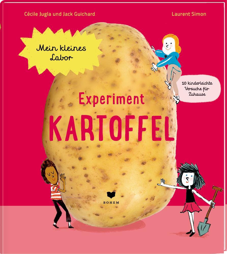 Mein kleines Labor: Experiment Kartoffel