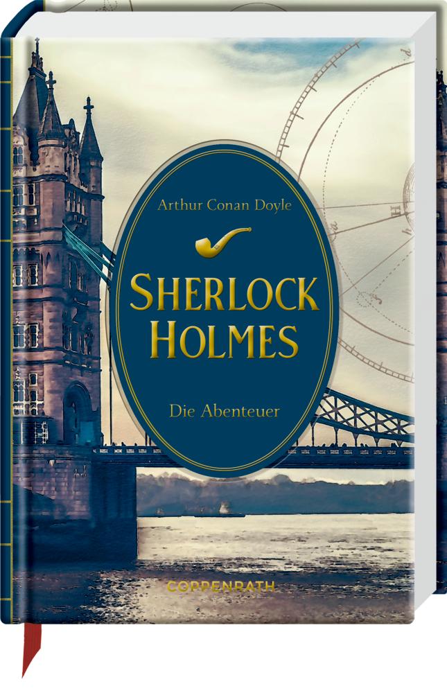 Kleine Schmuckausgabe: Sherlock Holmes (Bd.2) - Die Abenteuer