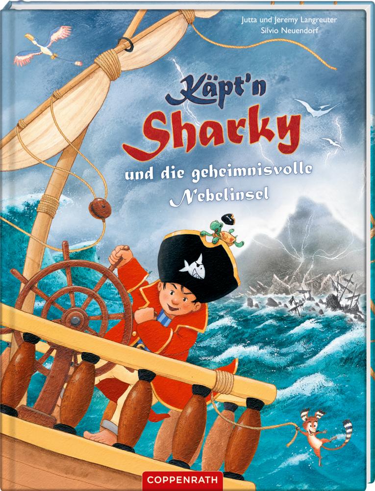 Käpt'n Sharky und die geheimnisvolle Nebelinsel