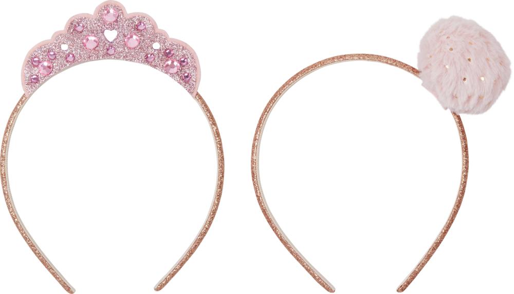 Haarreif-Set Prinzessin Lillifee Glitter & Gold