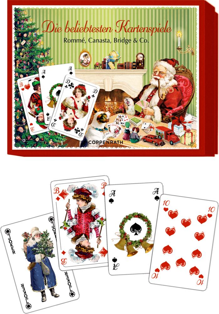 Die beliebtesten Kartenspiele, Schachtelspiel (Nostalgie/Behr)