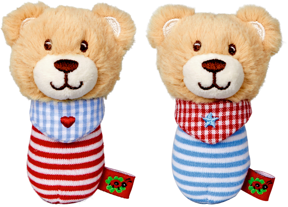 Minirassel Teddy BabyGlück