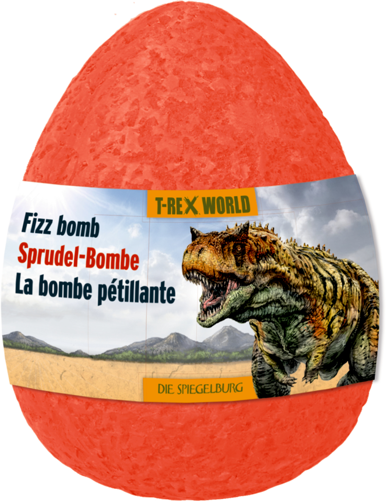 Sprudel-Bombe T-Rex World