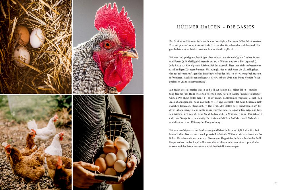 Farmmade - Rezepte & Geschichten vom Leben auf dem Land