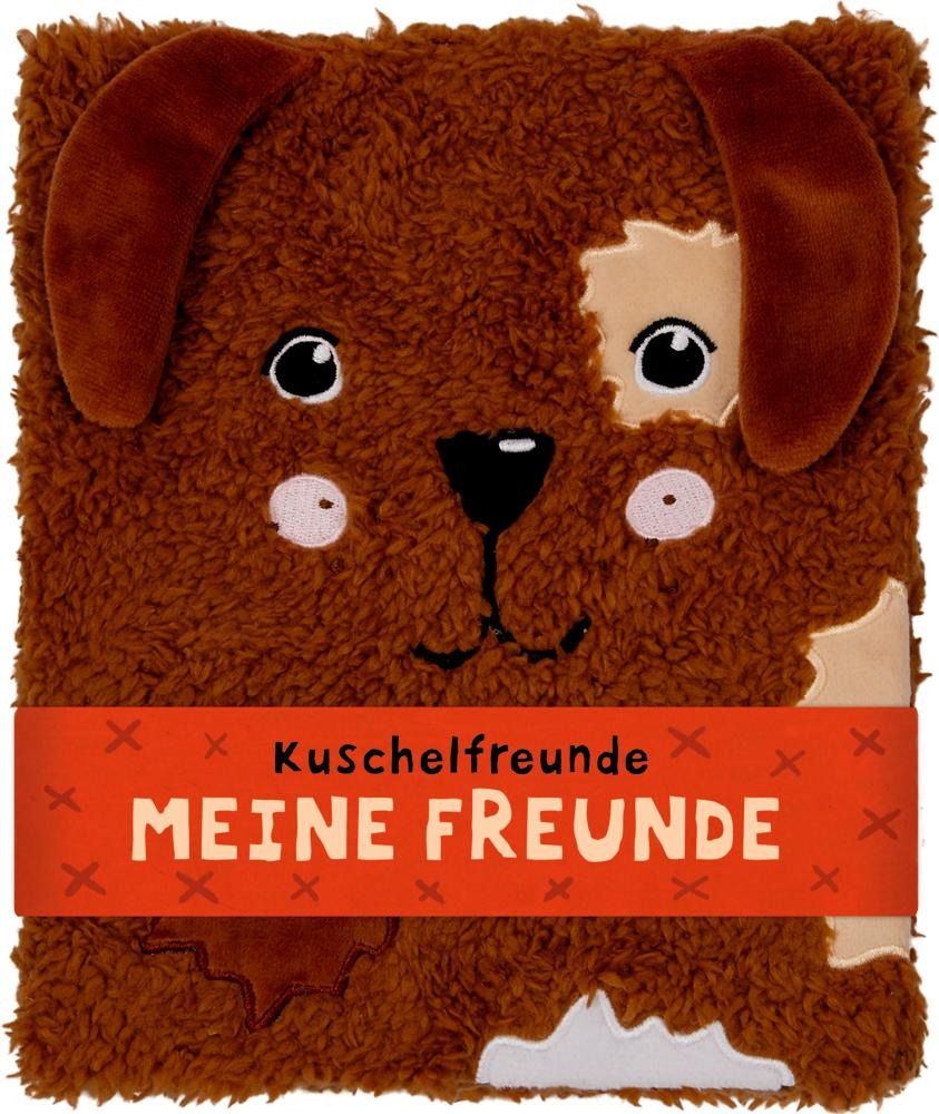 Freundebuch: Kuschelfreunde - Meine Freunde (Hund)