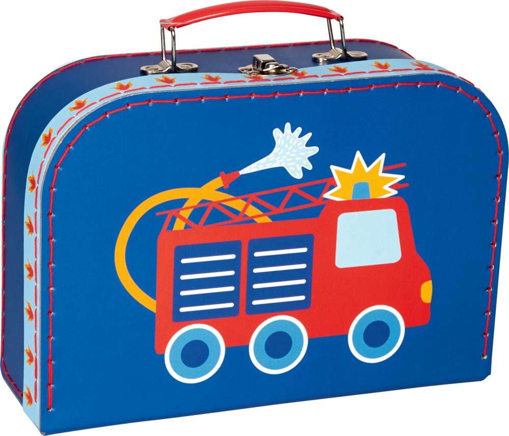 Großer Spielkoffer Feuerwehr (Wenn ich mal groß bin)