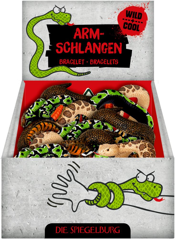 Arm-Schlange Wild+Cool