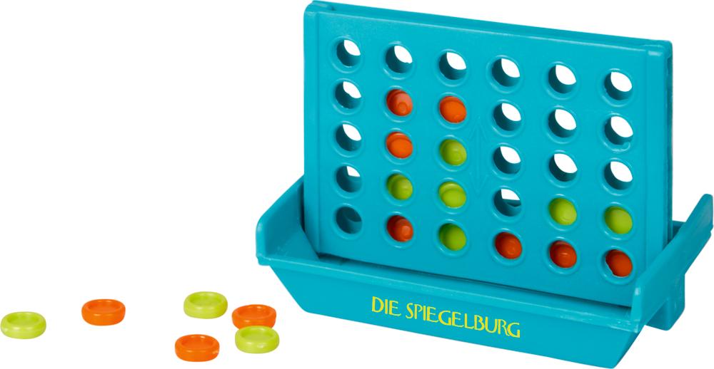 """Mini-Spiel """"4 in einer Reihe"""" Bunte Geschenke"""