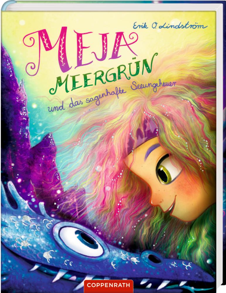 Meja Meergrün und das sagenhafte Seeungeheuer (Bd. 4)