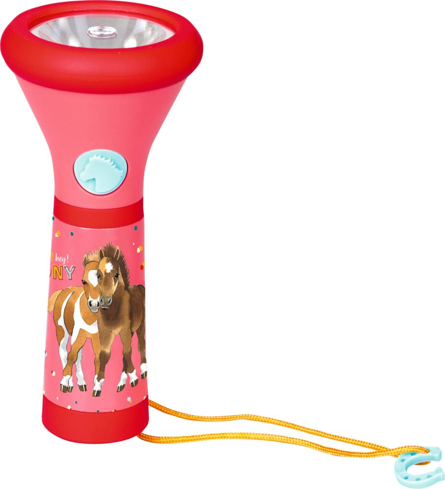 Taschenlampe Mein kleiner Ponyhof