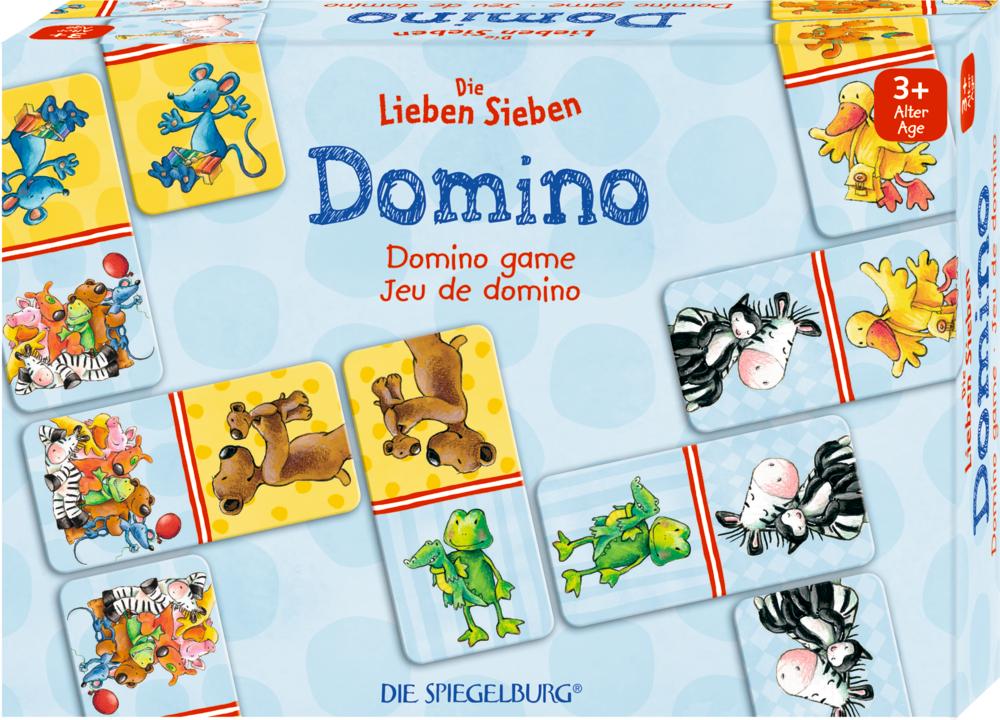 Domino Die Lieben Sieben
