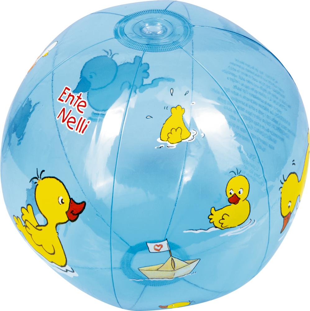 Wasserball Ente Nelli