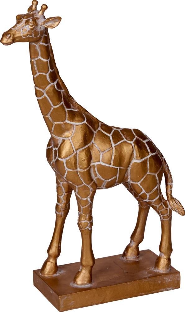 """Deko-Giraffe """"I love my Jungle"""" Garden"""